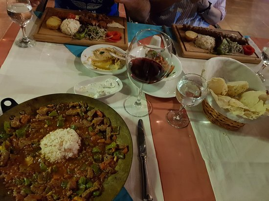 Side Ocakbasi Restaurant: Fantastisk sted, god mat og god service med erfarende folk.. love it ♥️