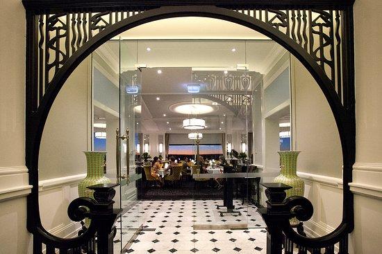 Medlow Bath, Австралия: The Wintergarden Restaurant Entry