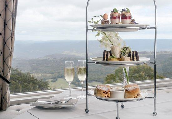 Medlow Bath, Австралия: Wintergarden High Tea
