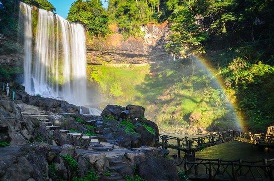 Bao Loc, فيتنام: Dambri Waterfall