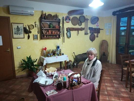 Thiesi, Italien: Supper a deux