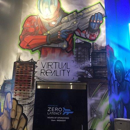 Virtual Reality MGM Grand