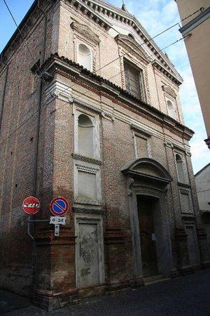 Chiesa della Confraternita di S. Giovanni Battista