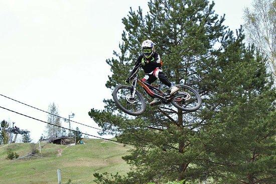 Janakkala, Finlandia: Calpis Bike Park