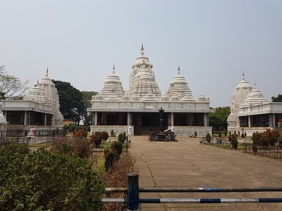 Rayagada, Indien: Temple View