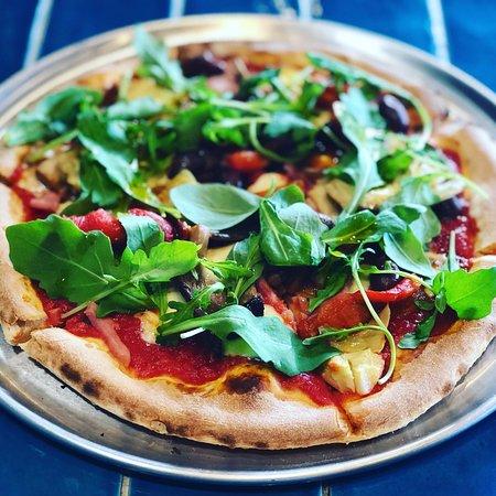 Ballybrack, Ирландия: Quando Wood-Fired Pizzeria