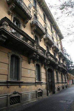 Voghera, Italy: Casa moschino