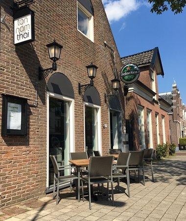 Meppel, The Netherlands: Nieuw terrasje