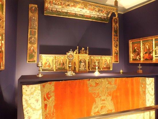 Museo Diocesano Barbastro Monzon