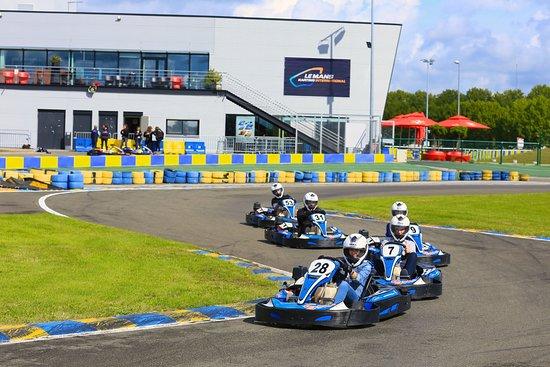 Karting des 24 Heures du Mans
