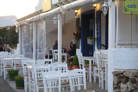 Sikinos, Hellas: εξω