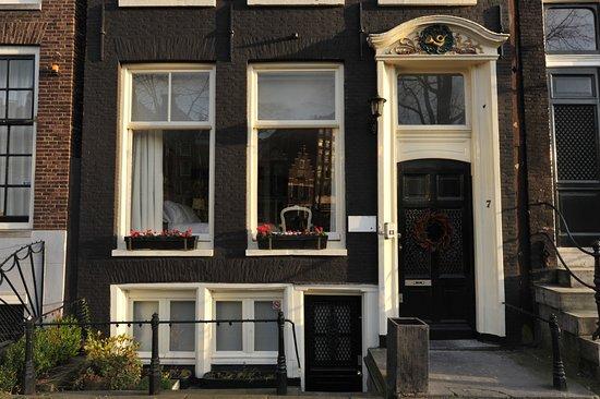 B&B The Posthoorn Amsterdam: Posthoorn front
