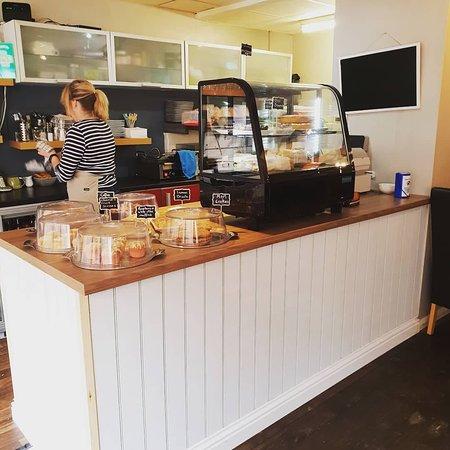 Blend Coffee Shop