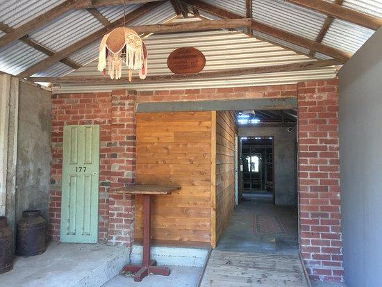 Metricup, Avustralya: Entrance area
