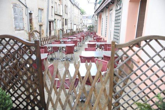 La Pignata : La terrasse