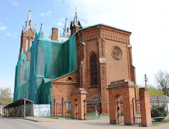 Roman Catholic Church, Smolensk