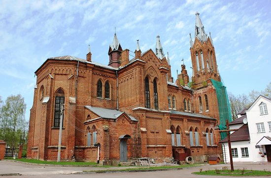 Roman Catholic Church, Smolensk