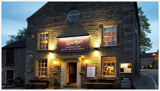 Rowleys is our happy place. Maybe we should move to Baslow?