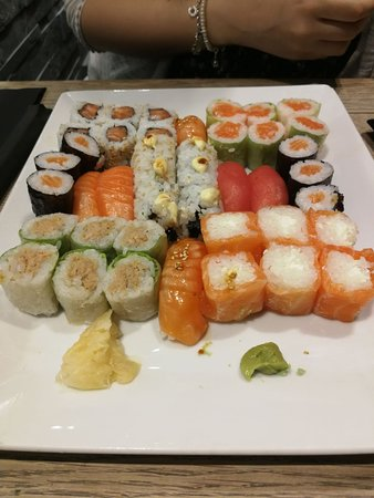 sushi shop photo de sushi shop boulbonne toulouse tripadvisor. Black Bedroom Furniture Sets. Home Design Ideas