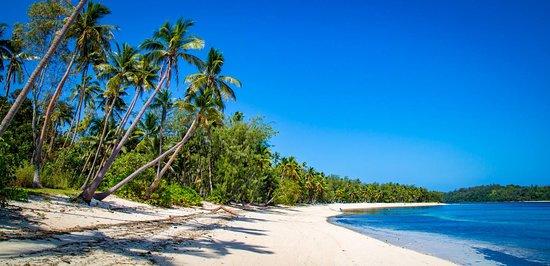 Nanuya, Fiyi: Beautiful white sandy beachs