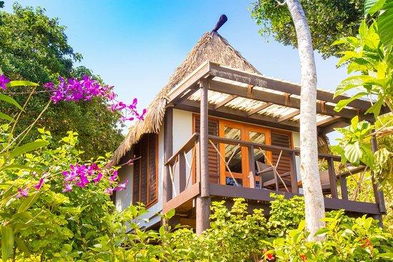 Nanuya, Fiyi: Treetop Bure