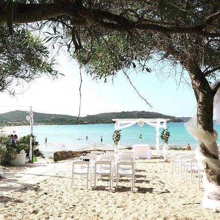 Porto Taverna, Италия: Weddings