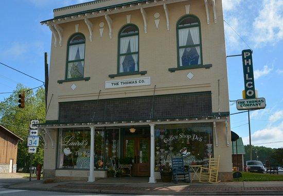 Ridgeway, SC: Elegant Respite