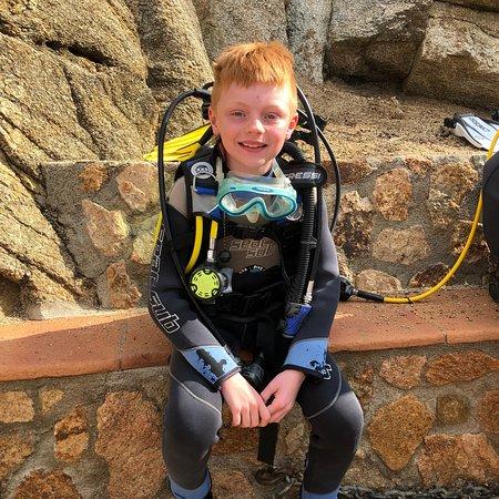 Zdjęcie Try Dive !!