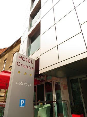 Hotel Croatia รูปภาพ