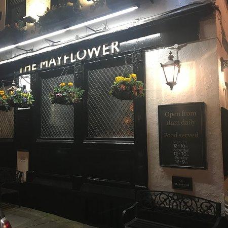 The Mayflower Pub ภาพถ่าย