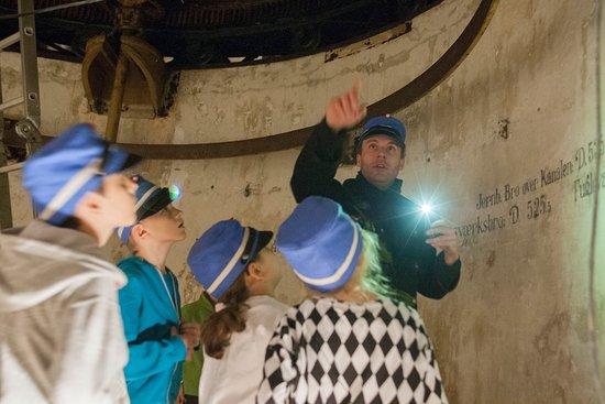 Gentofte Municipality, เดนมาร์ก: Gæster på opdagelse i kanontårnet