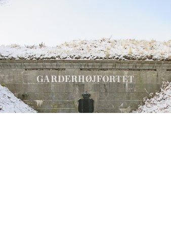 Gentofte Municipality, เดนมาร์ก: Fortet er også åbent om vinteren