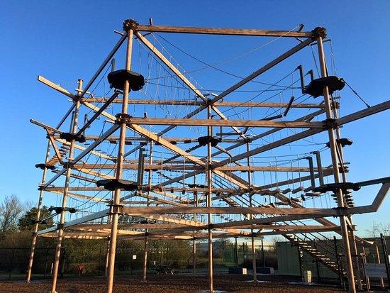 Sky Ropes & Sky Ropes Junior