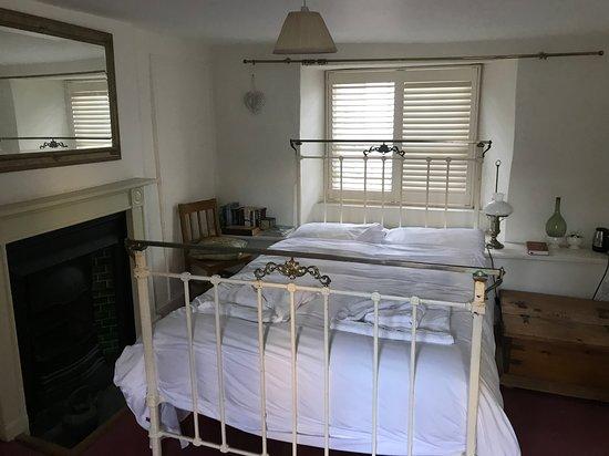 Camelford, UK: Room