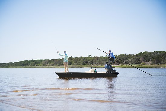 Pawleys Island, SC: Fly fishing Guide in Myrtle Beach
