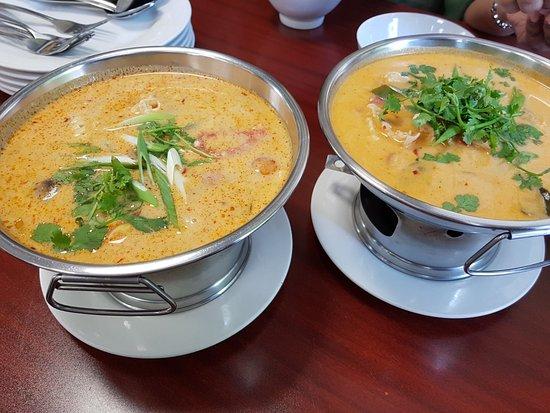 المهبولة, الكويت: Tom Yum Soup Chicken and Seafood