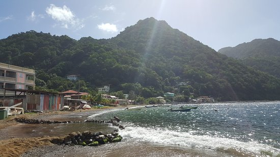 Soufriere Photo