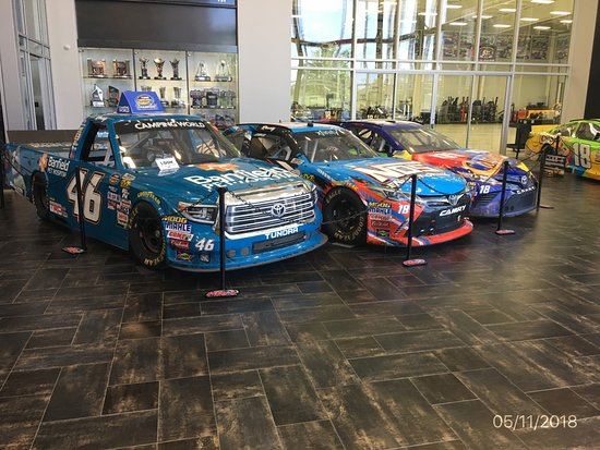 Kyle Busch Motorsports >> Kyle Busch Motorsports Mooresville Nc Picture Of Kyle Busch
