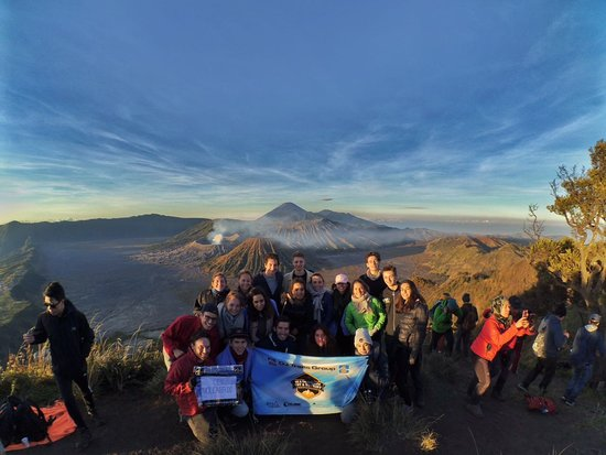 Bondowoso, Indonesia: MOUNT BROMO STARGAZING TOUR