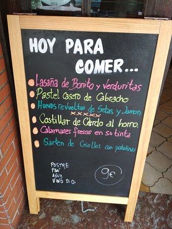 Restaurante El Cortijo de Salinas