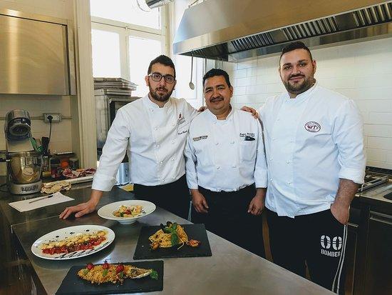 Chef Mainor - Foto di Cucina di Classe, Salerno - TripAdvisor