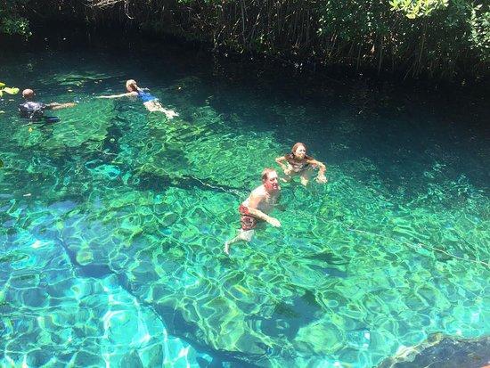 Cenote Xcacelito