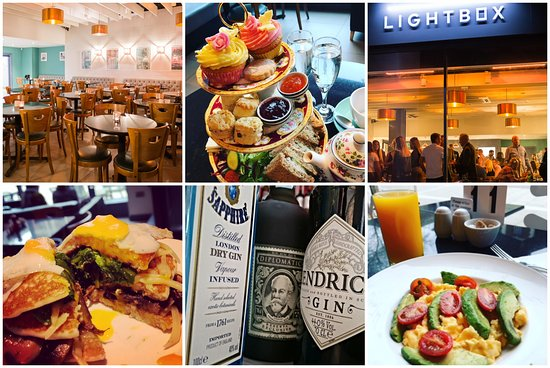 The Lightbox Cafe:Bar - a day:night venue