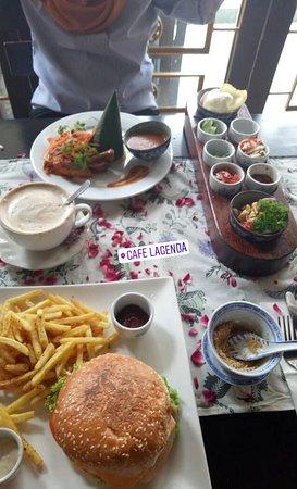 Lagenda Cafe Resmi