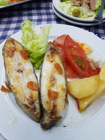Casa Silvio: Fantastic fresh fish