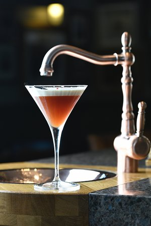 Rothes, UK: Spirits Bar - cocktails