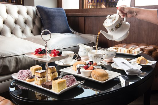Rothes, UK: Afternoon Tea