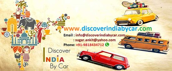 Discover India by Car