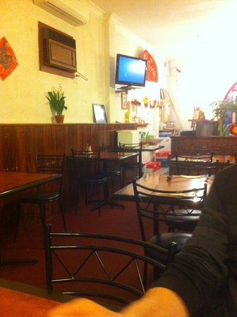 Bassendean, Australia: Dining area