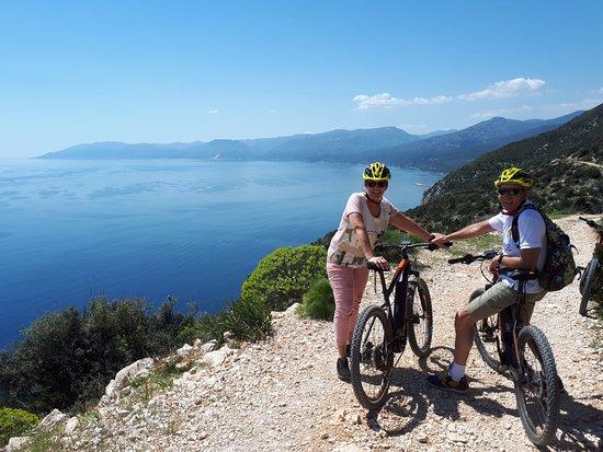 Dorgali, Italy: Panoramica Cala Gonone